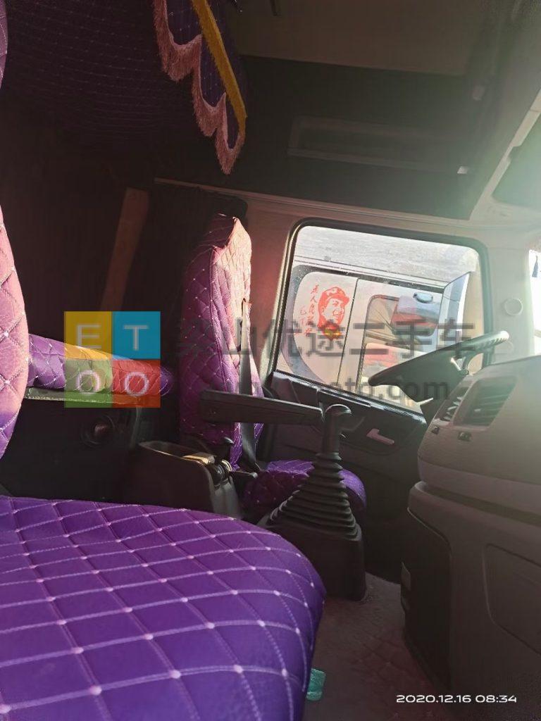 到家两台18年9月上户的天龙旗舰520车况精品,无任何大小事故-车况精品,支持分期付款。