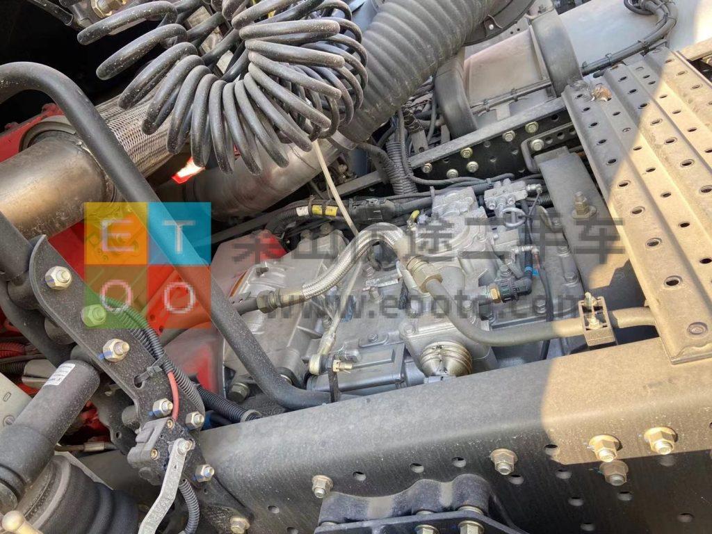 德龙440马力,法士特变速厢,16速 支持分期0首付